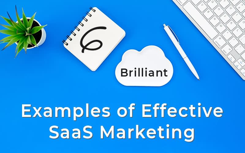 SaaS marketing banner for post