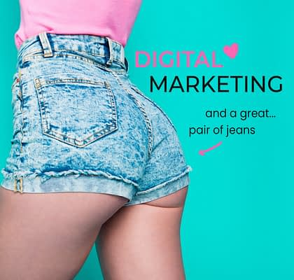 The lesson of good blue jeans and digital marketing
